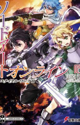 Sword Art Online Volume 23: Unital Ring II