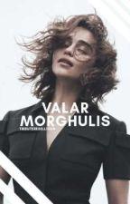 VALAR MORGHULIS ° thranduil by tributerebellious