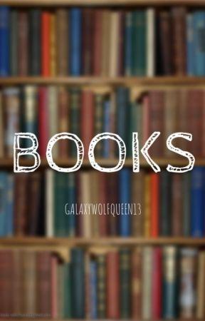 Books by GalaxyWolfQueen13