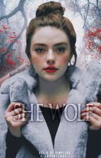 SHE WOLF, teen wolf by l-loserfloat