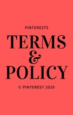Pinterest Terms and Policy by PinterestOfficial