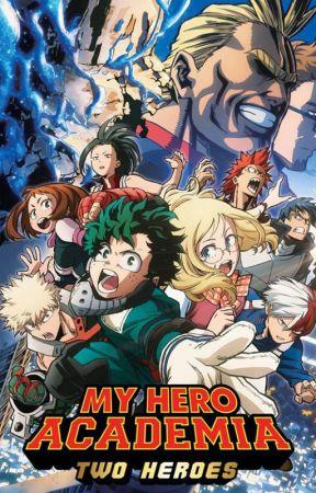My Hero Academia Izuku Midoriya S Journey I Island Adventure Two Heroes Hopes And Secrets Wattpad