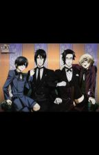 CielXSebastian by Black_Butler_lover_