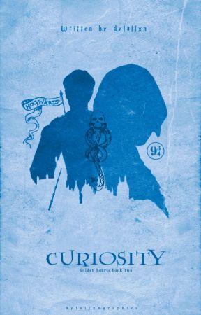 ━━ Curiosity ↯ Tom Riddle era² by -dylallxn