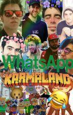 Karmaland whatsapp😂📱 by Andru1102