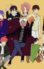 The Anime Book (UA anime high School)  by jessica_levi