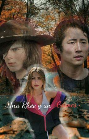 •Una Rhee y un Grimes• ( Carl Grimes) by Ari_Holland23