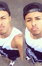 """Diggy Simmons """"My Girl"""" by greenlover14567"""