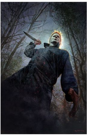 Fateful Legends Book One (Michael Myers x Reader) by SamTheMoose10123