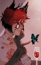His Little Rose [Alastor X Reader]  by ihavesparetine