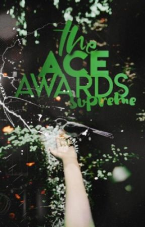 THE ACE AWARDS SUPREME    OPEN by AceSociety