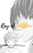 Ray of Sunshine by rukiaharem