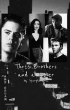 Three Brothers And A Sister by iPurplelistic