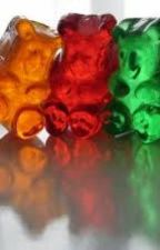 Deadly Gummy Bears by Eva1997