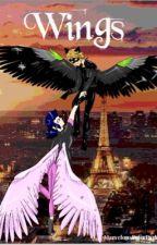 Wings ~ Miraculous AU by MarvelousPeterParker