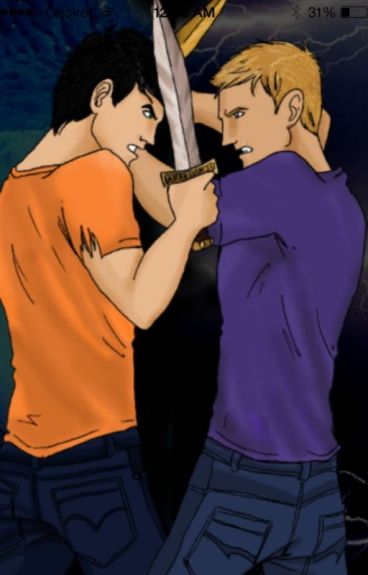 Percy vs Jason - derwin14 - Wattpad