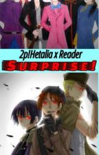 2p!Hetalia x Reader; Surprise by NyoEngland