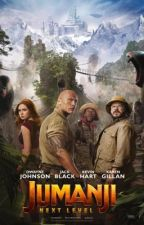 Jumanji: The Final Level by TheRavenWriter647