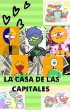 la casa de las capitales -(LATINOAMERICA) -countryhumans- by OMG_Lima