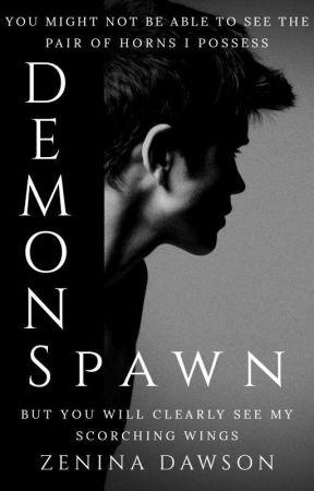 Demon Spawn | D. Wayne by ZeninaD
