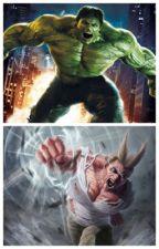 HULK SMASH VS DETROIT SMASH! (Hulk Male Reader X My Hero Academia) by Heroesfan10009