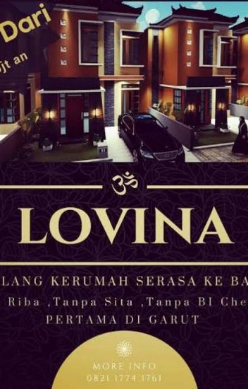 Harga Jual Perumahan Syariah Lovina Garut Jawa Barat