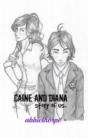 Caine and Diana    ˢᵗºʳʸ ºf ᵘˢ by daeemon