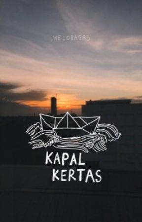 Kapal Kertas by helobagas