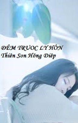 Đọc truyện ĐÊM TRƯỚC LY HÔN-Thiên Sơn Hồng Diệp