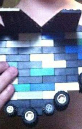 My Son's Lego Creations by Leeann42908
