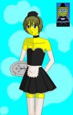 Maid Spongebob  by emoislove63
