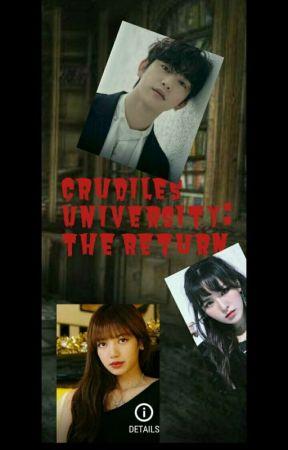 Crudelis University Too.... by Jiminfoundhisjams123