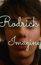 Rodrick Imagines by fathoemama