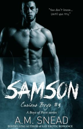 SAMSON: Curious Boys #3 (Boys of Porn) by AMS1971