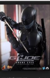 Snake Eyes' Neice by Outsider4487