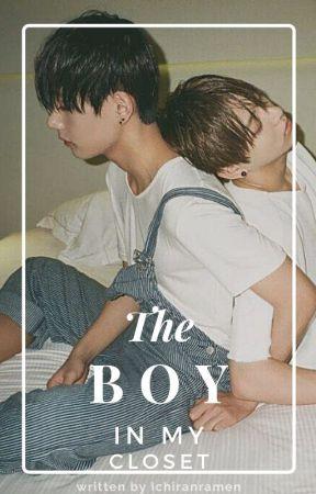 The Boy in My Closet | k.th by Ichiranramen