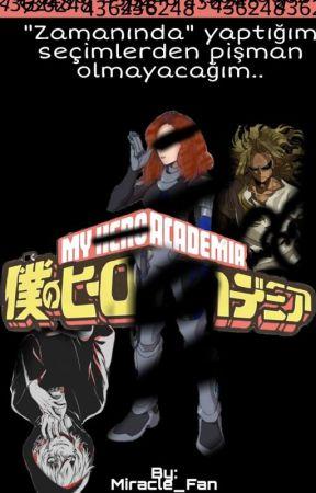 Köstekli Saat: Boku No Hero Academia by Miracle_Fan