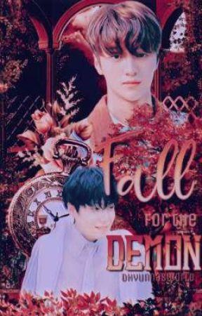 Fall For the Demon ; hojun (Bahasa) by dhyunnasworld