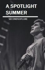 A Spotlight Summer (Jack Gilinsky) by secondsofluke