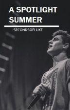 A Spotlight Summer (Jack Gilinsky) by secondsofluke