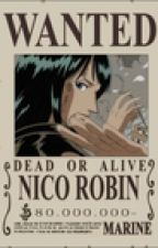 Son of Nico Robin by tapir07