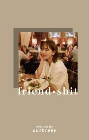 Friendshit    jaewendy by cutbraey