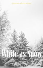 White as Snow | Paul Lahote by rishwrites