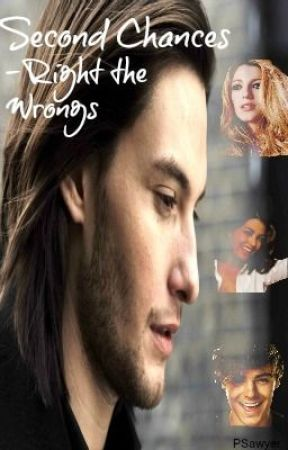 Second Chances- Right the Wrongs (Book 5) by PSawyer