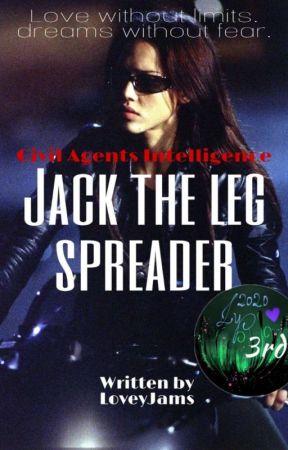 Jack The Leg Spreader (Civil Agents Intelligence) by LoveyJams