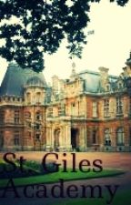 St. Giles Academy by AllTimeBookwormUK