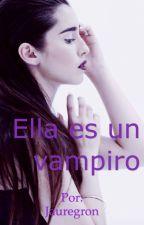 ella es una vampiro. by Jauregron