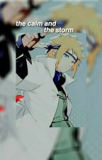 """""""You're My Calm and I'm Your Storm."""" by oto_nashi"""