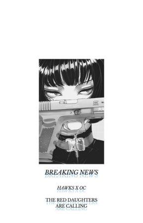 Breaking News [ ON HIATUS/HAWKS ] by laurhaus