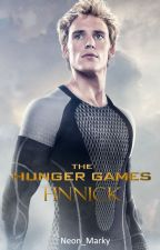 The Hunger Games: Finnick by NeonMarky